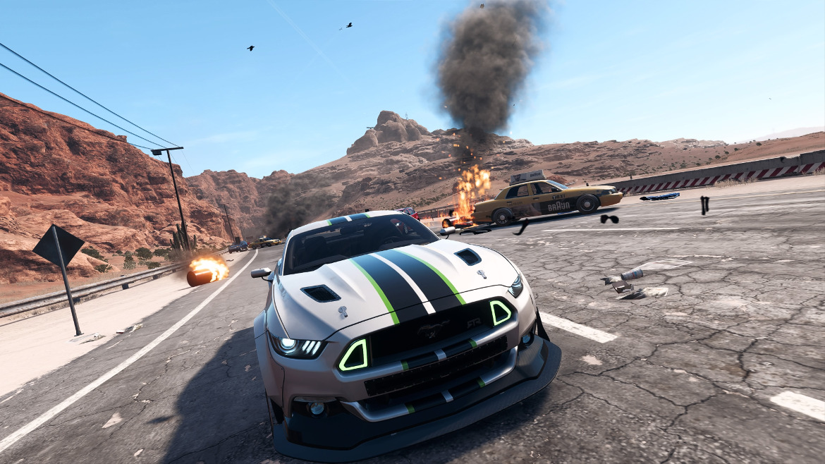 Review: Need for Speed Payback (PS4 Pro) - SA Gamer