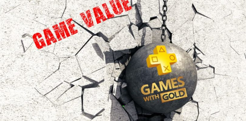 Opinion: How PS Plus and Games with Gold is destroying our idea of value