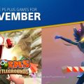 PlayStation Plus in November will give you dungeons and dancing