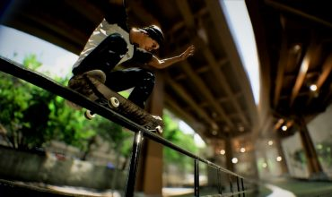 Meet Session, the skateboarding game you've been waiting for