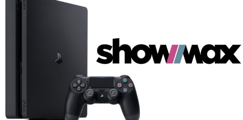 The Showmax app is now available on the PS4