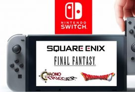 Square Enix president believes that Nintendo Switch is ideal for retro game reboots