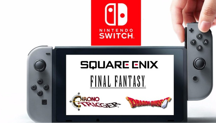 Square Enix president believes that Nintendo Switch is ideal