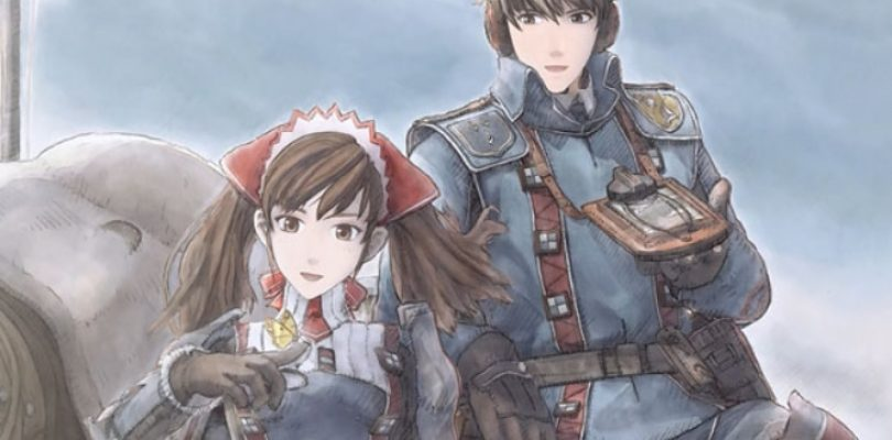 Something related to the Valkyria franchise is being teased by Sega
