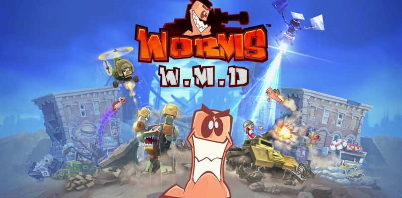 Review: Worms W.M.D (Switch)