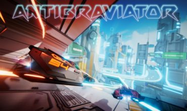 Antigraviator is a new anti-gravity racer coming to PC, PS4 and Xbox One in 2018