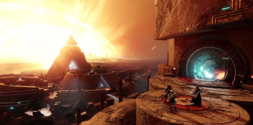 Destiny 2's first expansion, Curse of Osiris, launches later today
