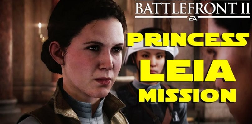 Video: Let's play a story mission in Battlefront II