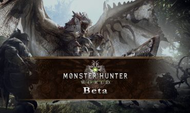 Monster Hunter World beta will have three quests in two environments