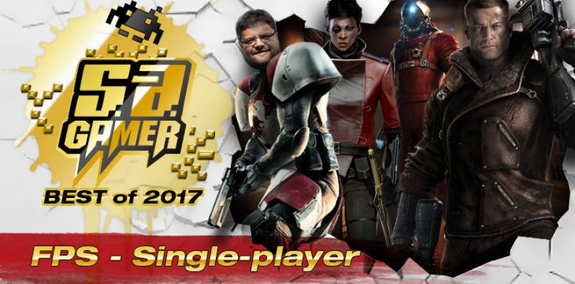 SA Gamer Awards 2017: Best FPS Game (Single-Player)