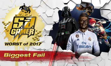SA Gamer Awards 2017: Biggest Fail