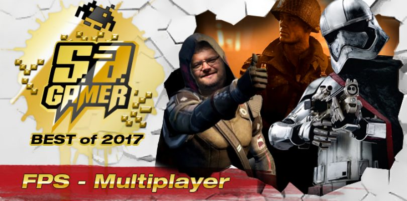 SA Gamer Awards 2017: Best FPS Game (Multiplayer)