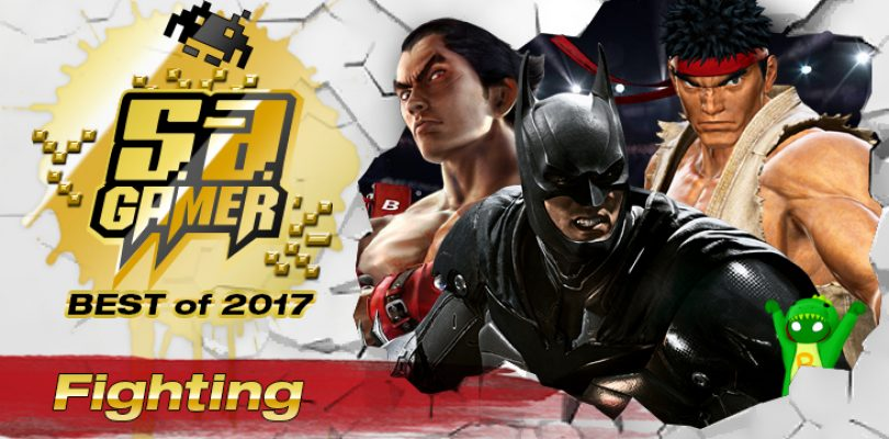 SA Gamer Awards 2017: Best Fighting Game