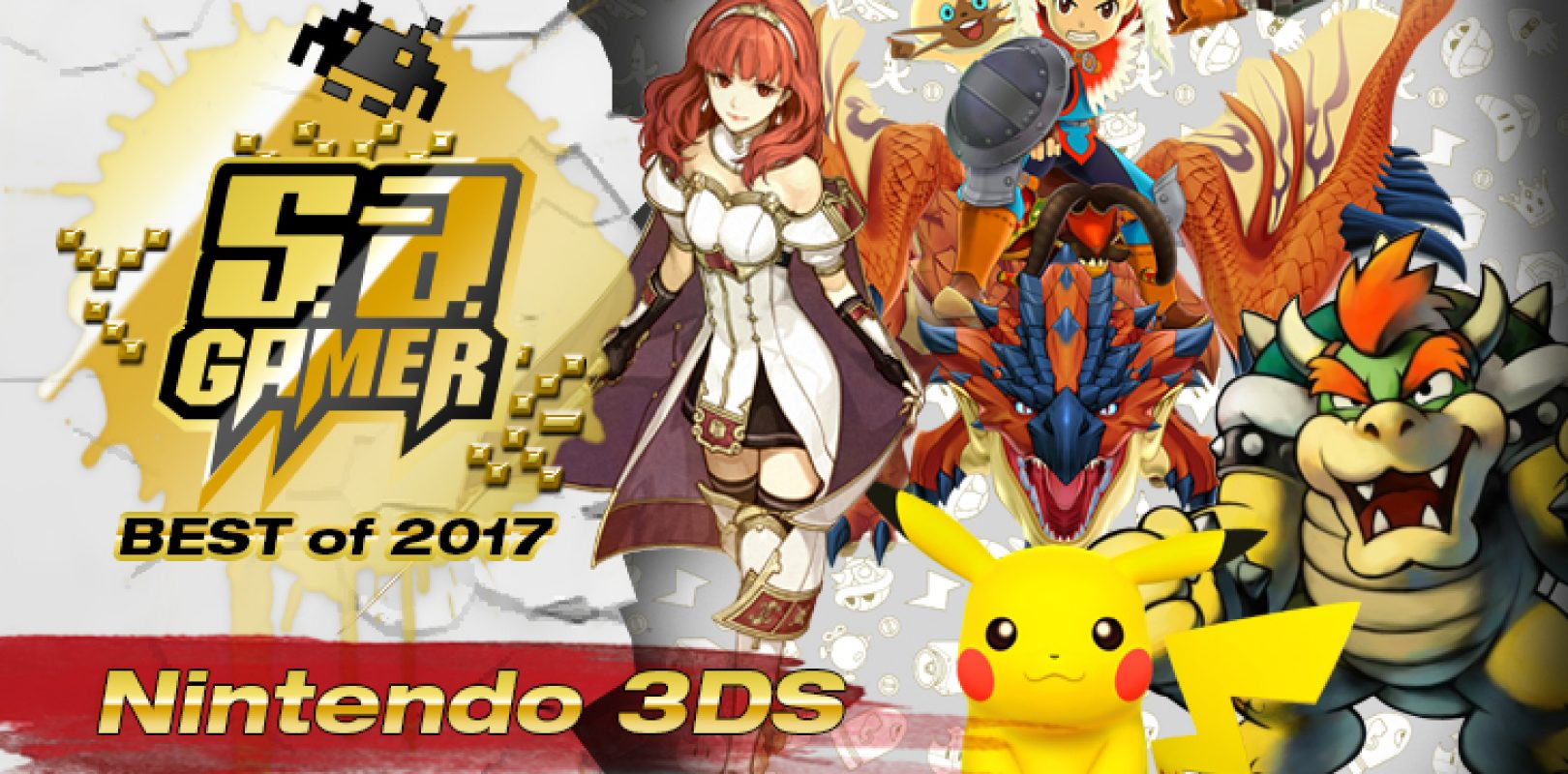 Pokmon Ultra Moon Archives Sa Gamer Pokemon 3ds Awards 2017 Best Exclusive