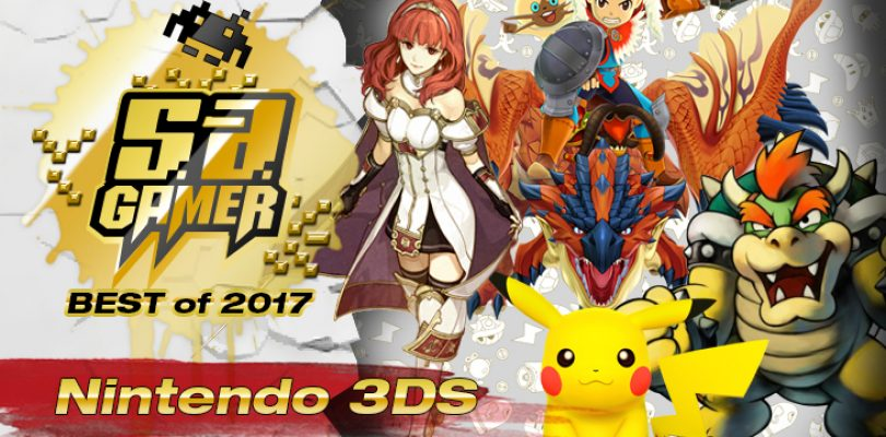 SA Gamer Awards 2017: Best 3DS Exclusive