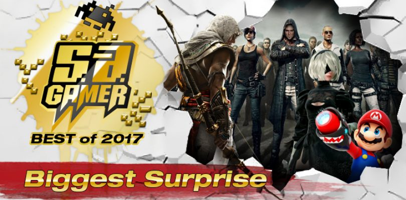 SA Gamer Awards 2017: Biggest surprise