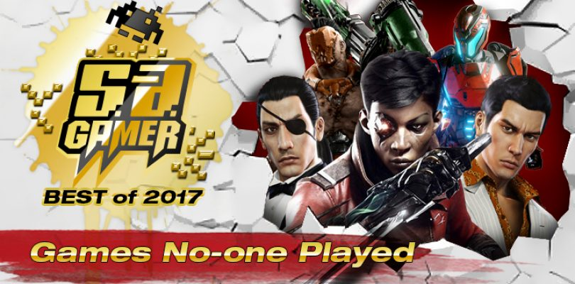 SA Gamer Awards 2017: Best game nobody played