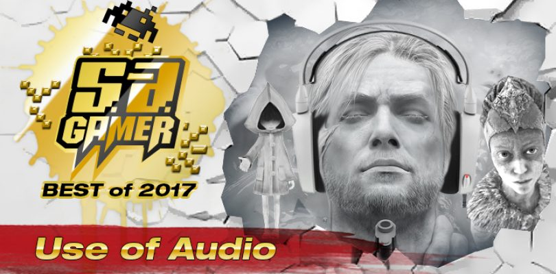 SA Gamer Awards 2017: Best Audio: Overall audio