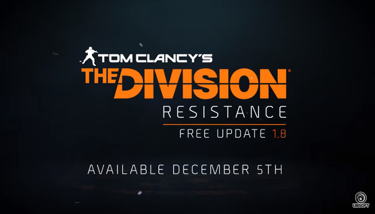 Division Agents Prepare For Battle As Tom Clancys The Gets Updated To 18 Today In Latest Update Will Have Be Prepared