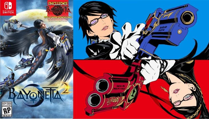 Bayonetta 3 announced for Nintendo Switch, along with Bayonetta 1 and 2 port