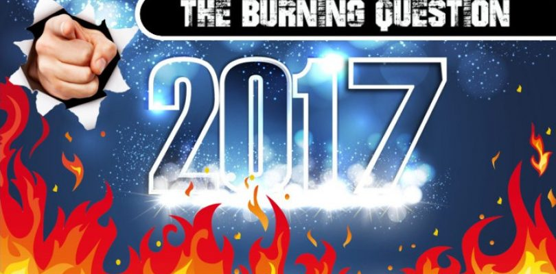 The Burning Question: What was your best game of 2017?
