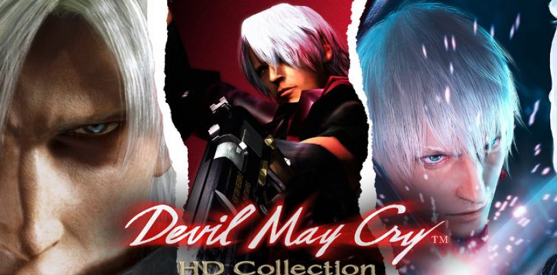 Dante is back sooner than expected  with the Devil May Cry HD Collection