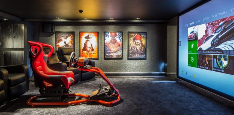 Feature: How to create the games room of your dreams