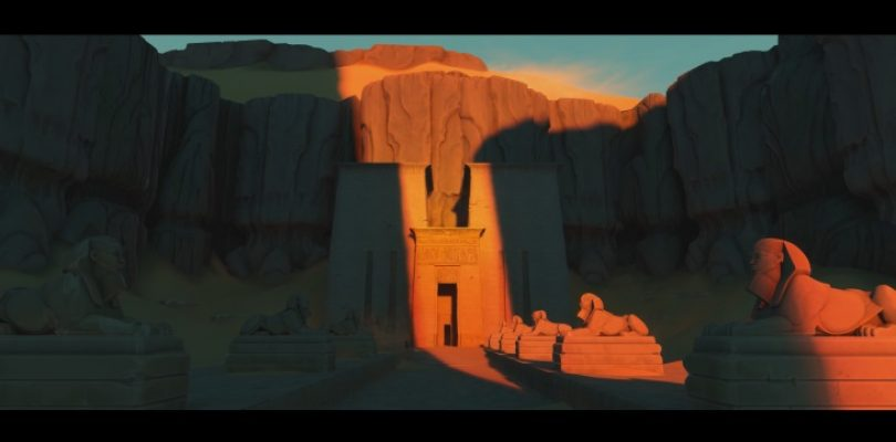 In the Valley of Gods is the next game from the Firewatch creators