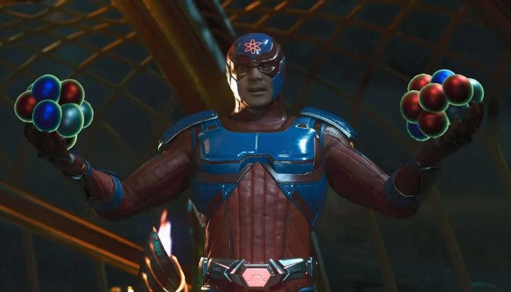 Injustice 2 Atom trailer shows off a fun-sized fighter