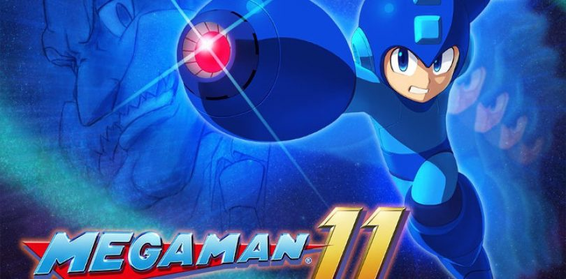 Mega Man 11 blasts its way on to PC, PS4, Switch and Xbox One in late 2018