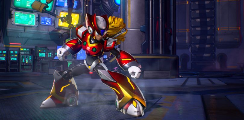 Give your Marvel vs. Capcom: Infinite main a fancy new getup next week