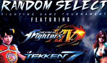 Random Select brings King of Fighters XIV and Tekken 7 action to Cape Town