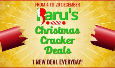 RARU Christmas Cracker Deals – Save up to 40% on PS4 and Xbox One games
