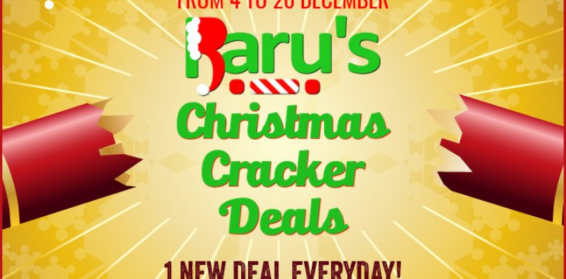 RARU Christmas Cracker Deals – WD external HDDs