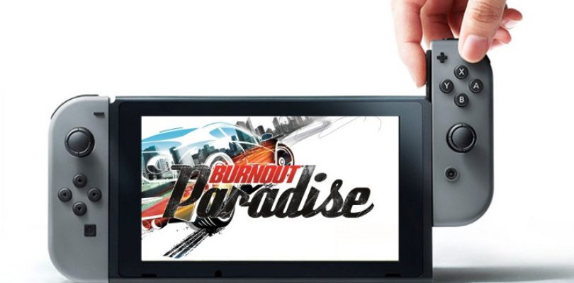 Rumour: Burnout Paradise rated for Nintendo Switch in Brazil