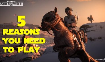 Video: Five reasons why Battlefront II deserves your time