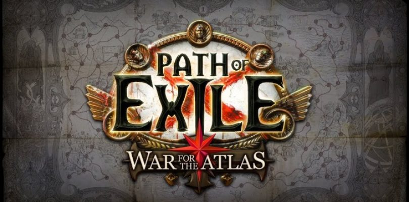 Path of Exile's free War for the Atlas expansion is out now