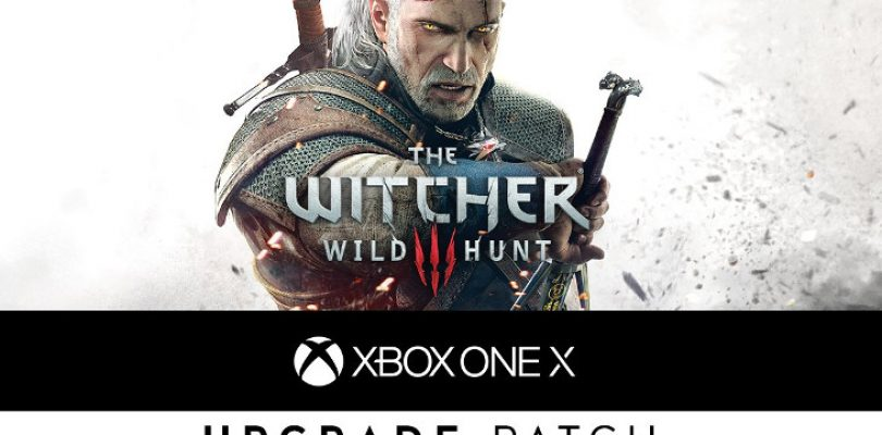 New patch brings 4K and HDR support to The Witcher 3 on the Xbox One X