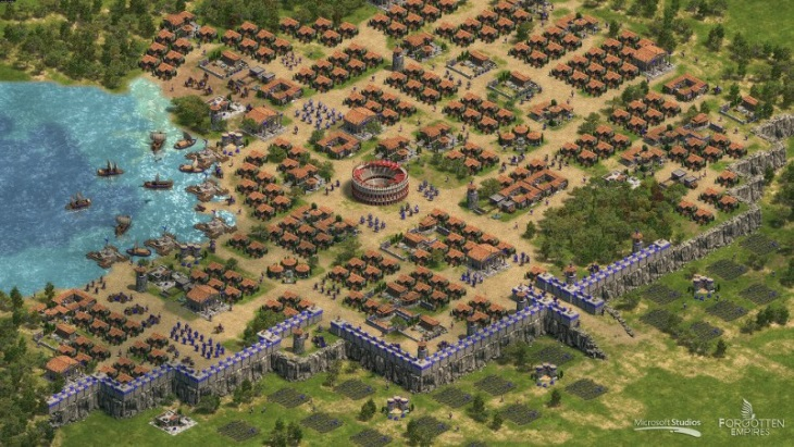 Age of Empires: Definitive Edition releases in February
