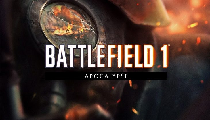 Video: Battlefield 1: Apocalypse map pack details and gameplay