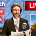 Livestream: Let's smash this Monday in the face with a pan