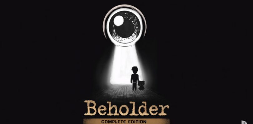 Beholder now available on the PS4