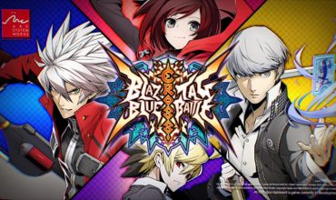 BlazBlue: Cross Tag Battle finally has a release window for Europe