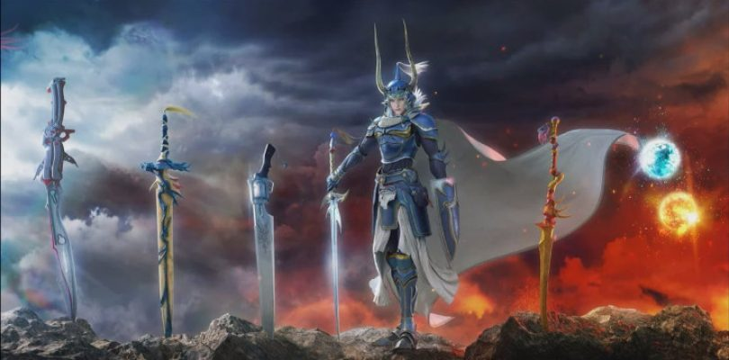 Dissidia FF NT's season pass detailed with hints of new characters