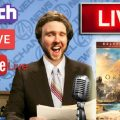 Live stream: In the desert with Assassin's Creed: Origins
