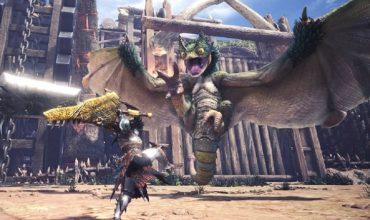 Monster Hunter World's PC version is delayed to get it right