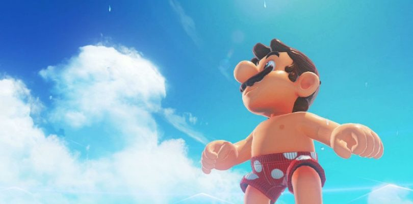 The new speedrunning craze is about getting to Mario's nipples