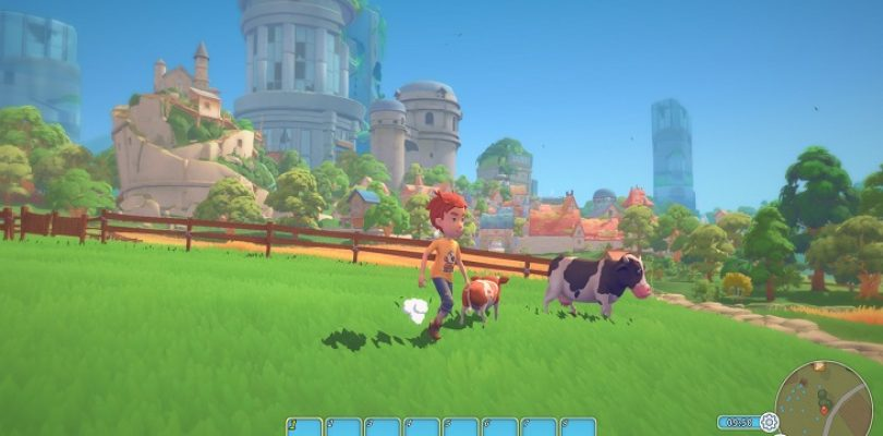 Fans of Harvest Moon will love My Time at Portia