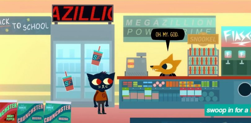 Night in the Woods brings emotional delinquency to Switch soon