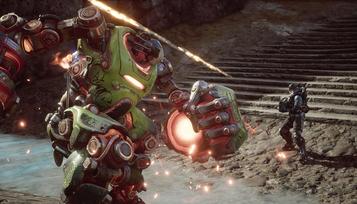 Paragon Is Closing Down In April Refunding Players Sa Gamer